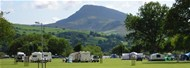 Glan Llyn Lakeside Caravan and camping Park